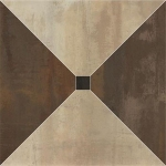 Керамогранит Ape Trapecio Beige/Brown 60*60