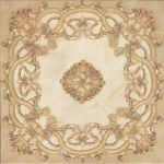 Декор Undefasa Decorado Bellagio Onix Beige декор напольный 41*41